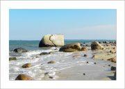 5×7 Photo Card: Split Rock Small 1