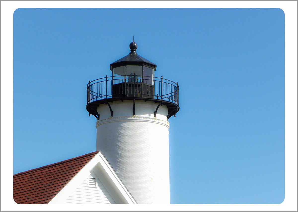 Boxed Gift Enclosures: West Chop Lighthouse (Box of 5)