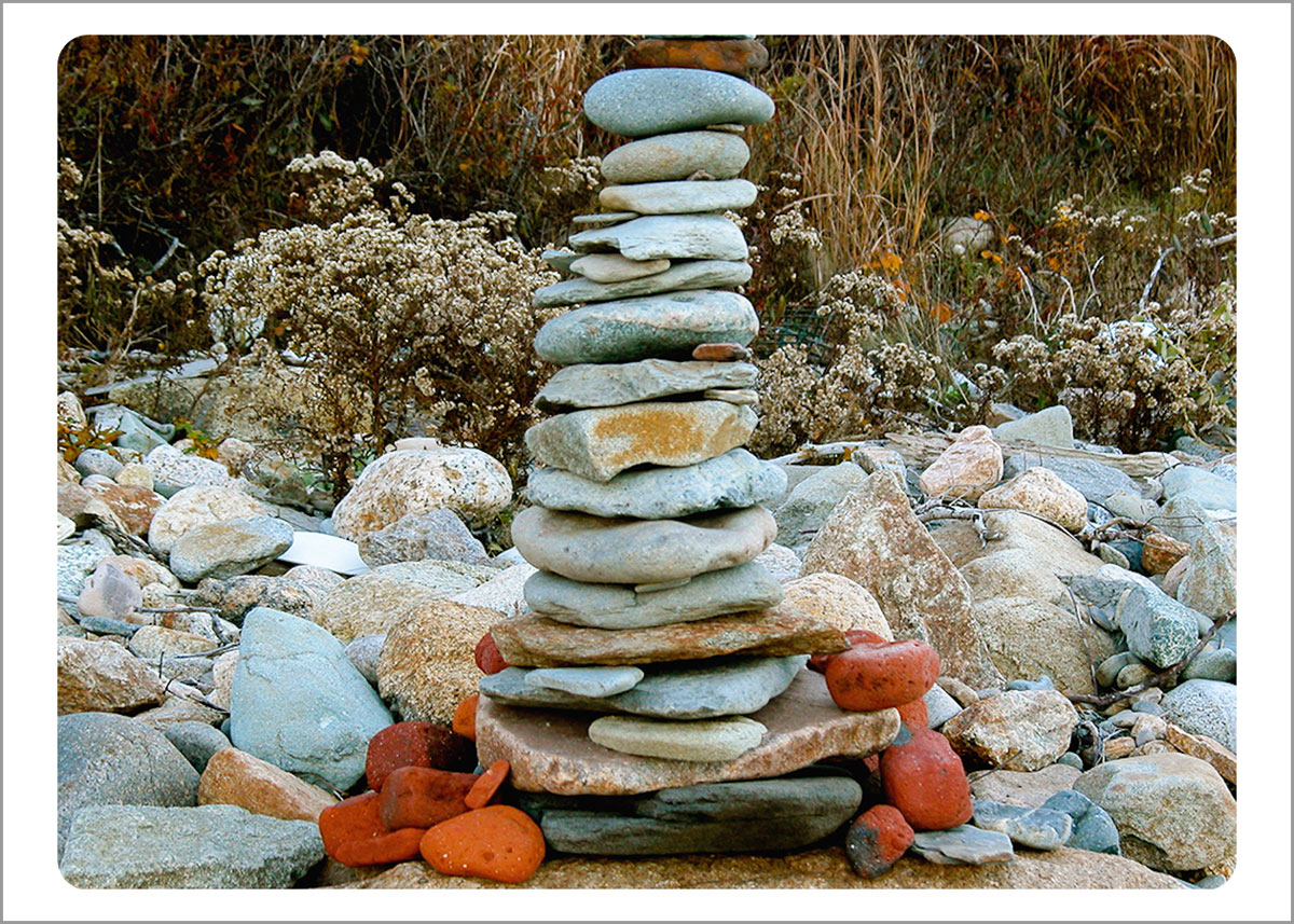 Boxed Gift Enclosures: Rock Pile (Box of 5)