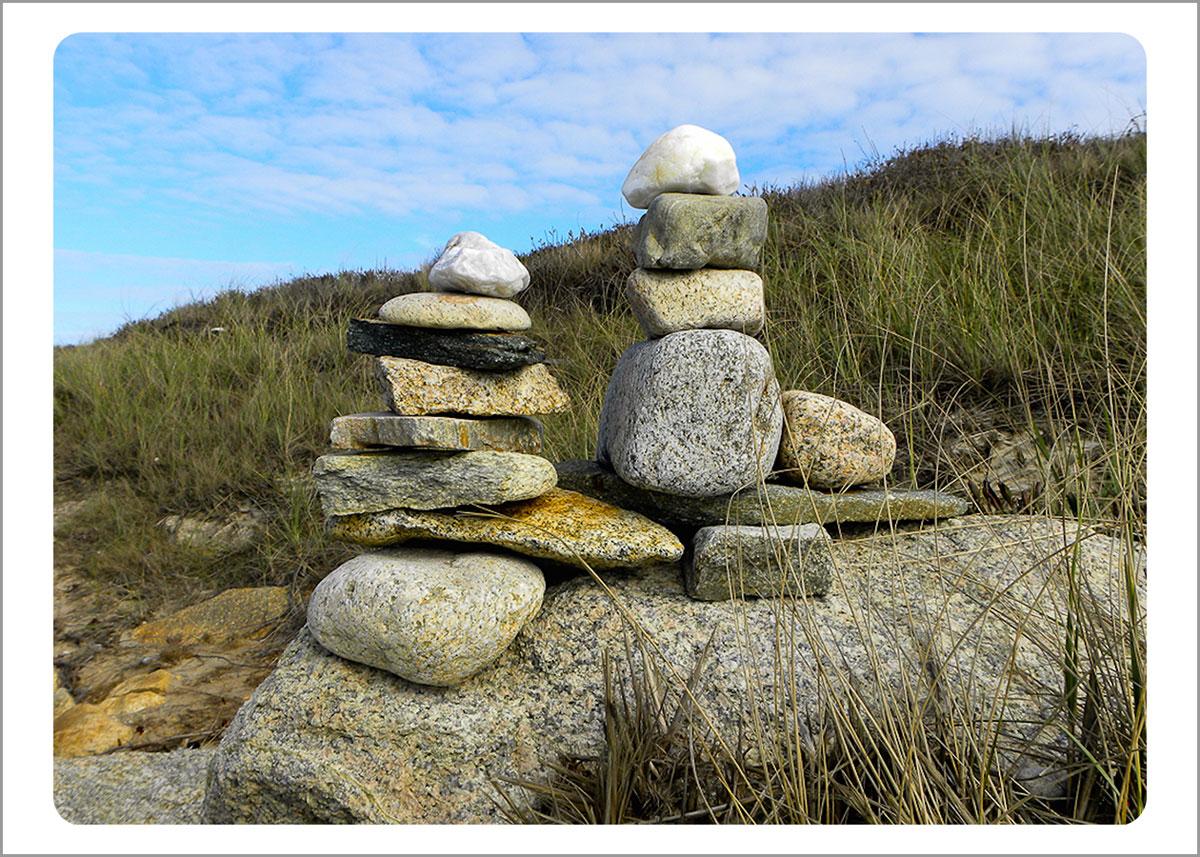 Boxed Gift Enclosures: Rocks at Cedar Tree Neck (Box of 5)