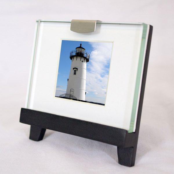 Mini Frame: Edgatown Lighthouse