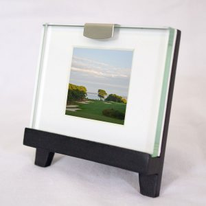 Mini Frame: Farm Neck Sunset