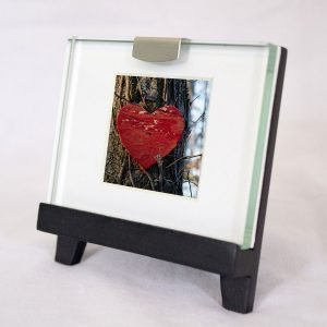 Mini Frame: Heart on Tree